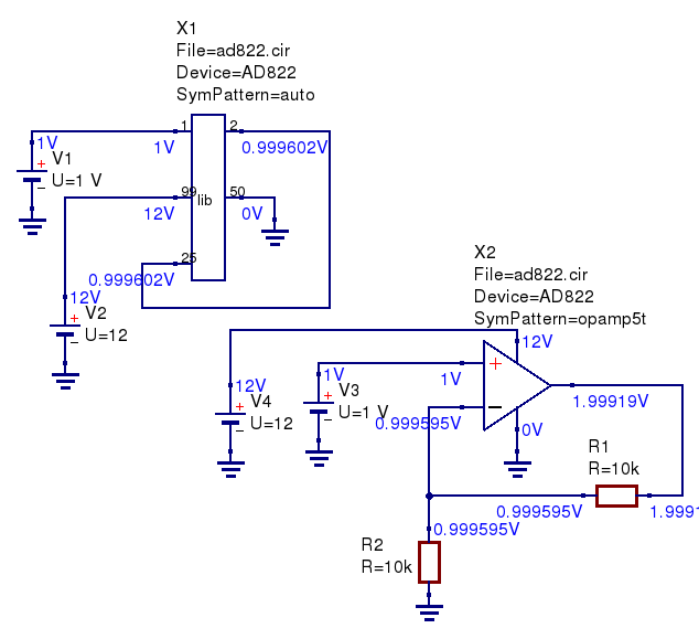 Chapter 3  Spice4qucs subcircuits, macromodels and device